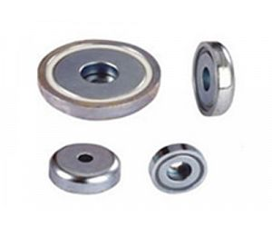 Round Base Mounting Magnets